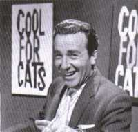 Kent Walton presenting 'Cool For Cats'