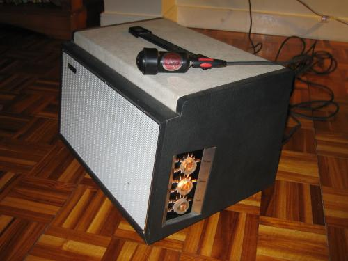Oisin's 5W Hacker Amplifier